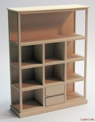Bookcase or Shop Display Kit