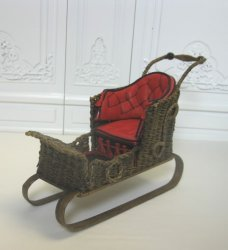 Wicker Sled