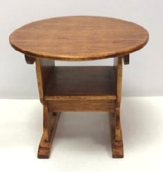Hutch Table
