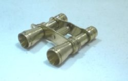 Brass Nautical Binoculars