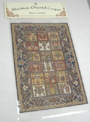 Woven Turkish Carpet, Medium #8