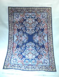 Woven Turkish Carpet, Large #6