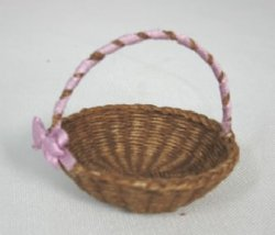 Irish Flower Trug Basket