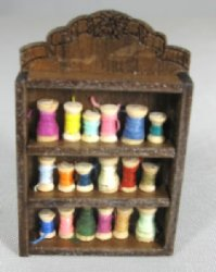 Fancy Wall Thread Cabinet