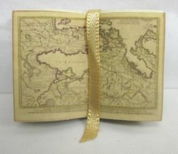 Open Book, Old World Atlas
