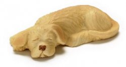 "1/2"" Scale Golden Labrador Retriever"