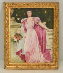 """Countess, Duchess of Westminster"" by B. Wilson, IGMA Artisan"