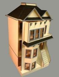 Belton Bay Dollhouse Kit