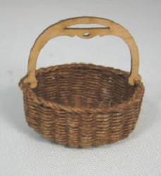 Low Berry Basket