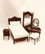Park Lane Bedroom Set, Five Piece