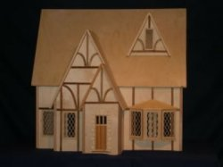 Tudor House, Assembled - SPECIAL ORDER