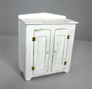 Country Cupboard, White