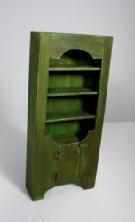 Country Cupboard, Green