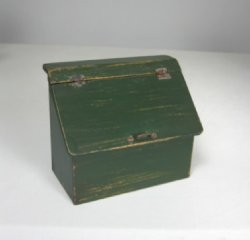 Primitive Wood Box