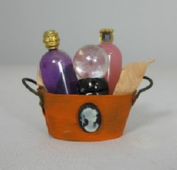 Witch's Gift Tub