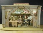 "1/2"" Scale Doll Clothing Shop, Lighted"