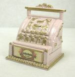 Shabby Chic Cash Register, Pink