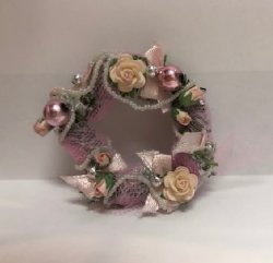 Shabby Chic Wreath