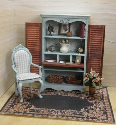 Bookcase Desk Accessory Package