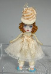 Party Doll in Peach