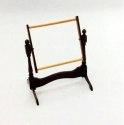 Wooden Needlepoint Stand