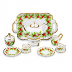 Mistletoe Tea Set