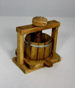 Handcrafted Wine Press