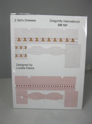 Kit for Two Little Gir'ls Dresses