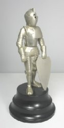 Suit of Armor (Cigarette Lighter)