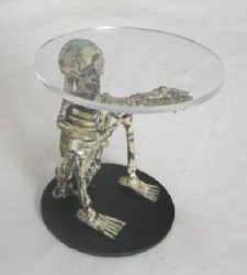 Skeleton Table