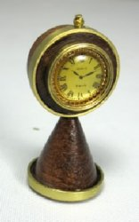 Captain's Pedestal Clock