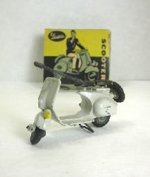 "1/2"" Scale Vespa with Original Box"