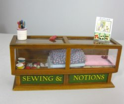 Sewing & Notions Counter