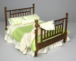Charleston Double Bed