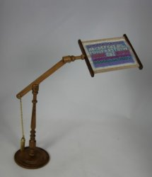 Needlepoint Stand