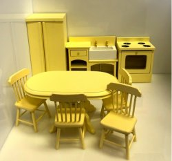 8-Piece Country Kitchen