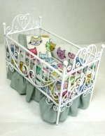 Kitty Cat Crib