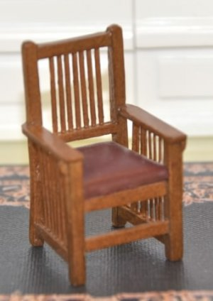 "1/2"" Scale Mission Style Chair"