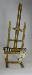 Handcrafted Easel