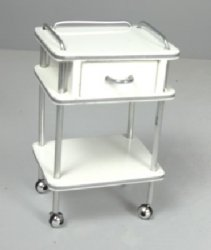 Single Drawer Medical Table