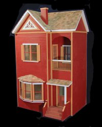 Belmont Dollhouse Kit