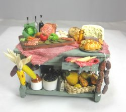 Food Preparation Table