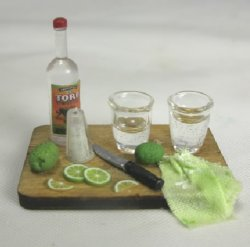 Tequilla Tray