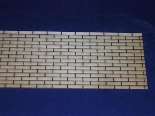 Building components supplies miniature cellar for 1000 bricks square feet