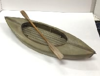 Handcrafted Duck Boat (Pirogue)
