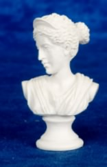 Bust of the Goddess Diana
