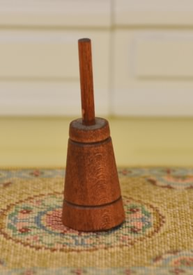 "1/2"" Scale Butter Churn"