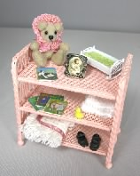 Pink Baby Shelves