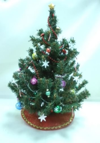 christmas tree decorating kit