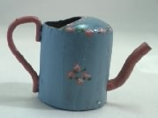 Hand Painted Watering Can #2